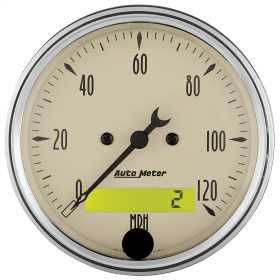 Antique Beige™ Electric Programmable Speedometer 1887