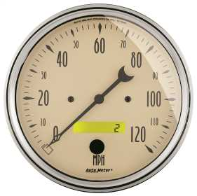 Antique Beige™ Electric Programmable Speedometer 1889