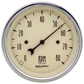 Antique Beige™ Electric Tachometer