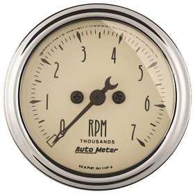 Antique Beige™ Electric Tachometer 1897