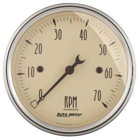Antique Beige™ Electric Tachometer 1898
