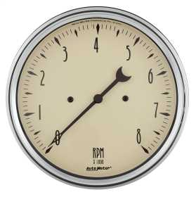 Antique Beige™ Street Rod Tachometer