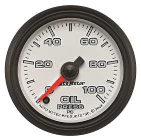 Pro-Cycle™ Oil Pressure Gauge