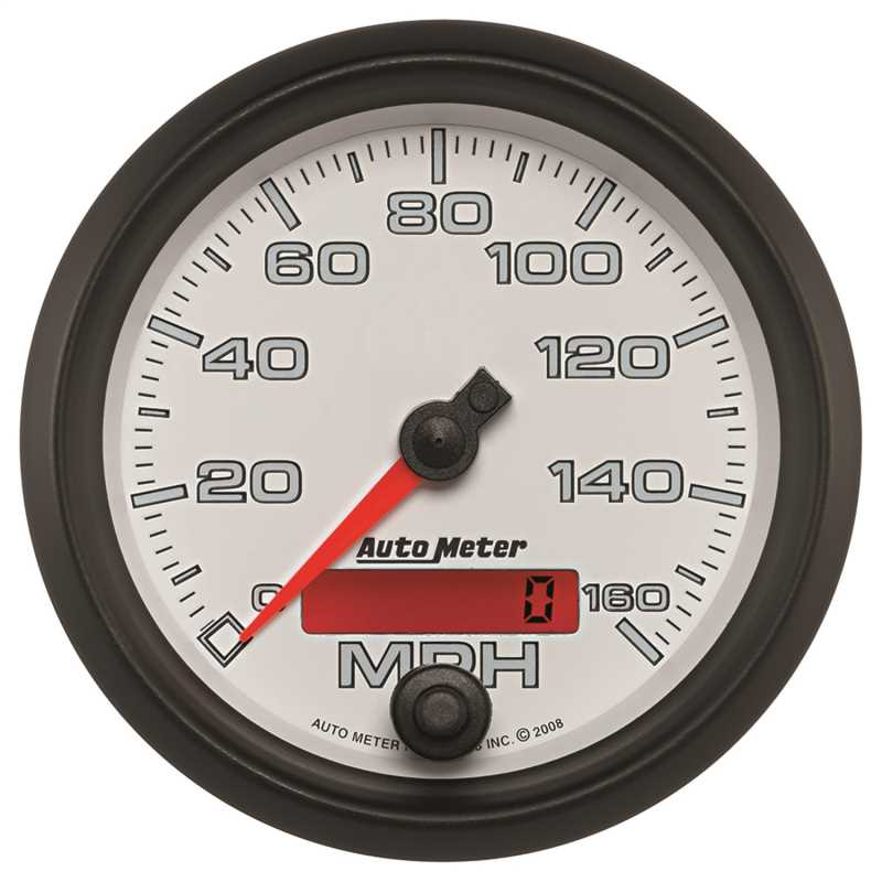 Pro-Cycle™ Electric Programmable Speedometer 19589