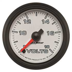 Pro-Cycle™ Digital Voltmeter Gauge