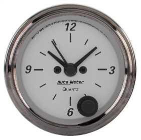 American Platinum™ Clock
