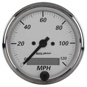 American Platinum™ Electric Programmable Speedometer