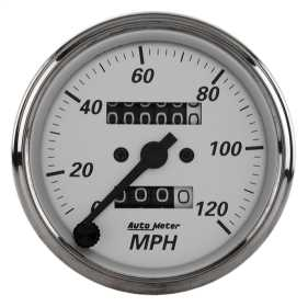 American Platinum™ Mechanical Speedometer