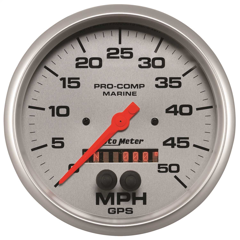 AutoMeter Marine GPS Speedometer 200644-33 200644-33