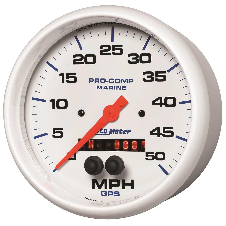 Marine GPS Speedometer - Pickups Plus
