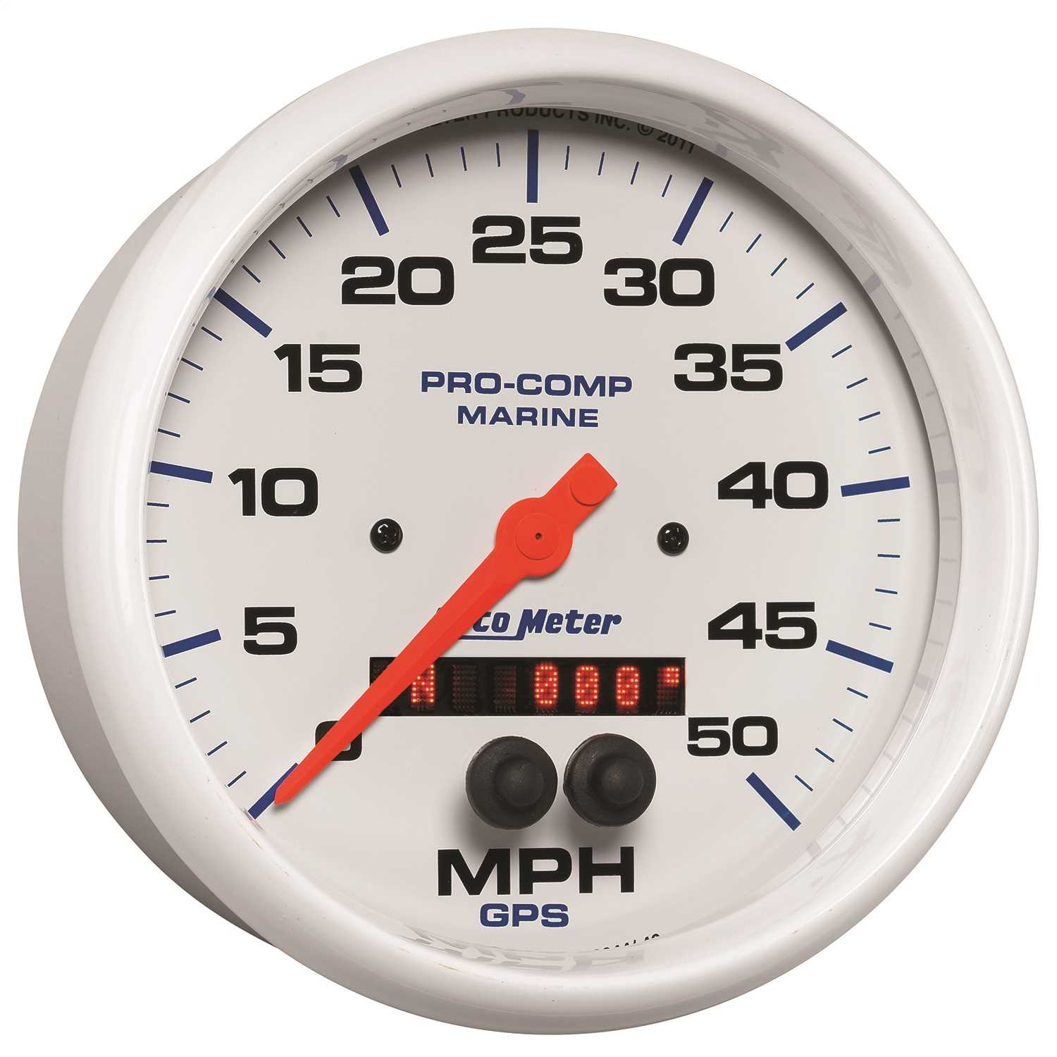 Marine GPS Speedometer - Pickups Plus
