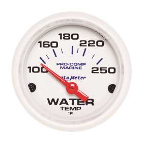 Marine Electric Water Temperature Gauge