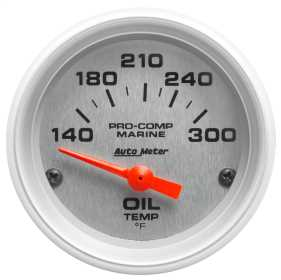 Marine Electric Oil Temperature Gauge