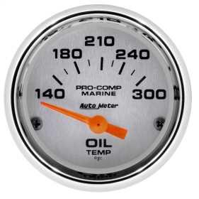 Marine Electric Oil Temperature Gauge 200764-35