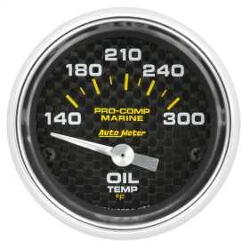 Marine Electric Oil Temperature Gauge 200764-40
