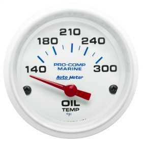 Marine Electric Oil Temperature Gauge 200764