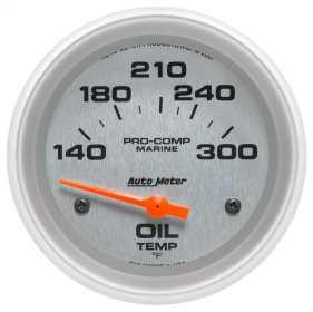 Marine Electric Oil Temperature Gauge 200765-33