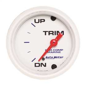 Marine Electric Trim Level Gauge