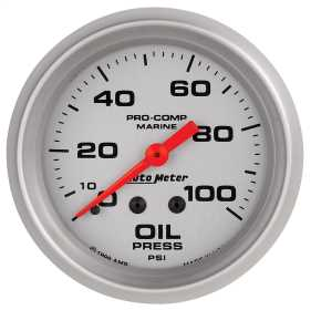 Marine Mechanical Oil Pressure Gauge