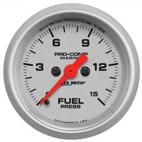 Marine Fuel Pressure Gauge 200848-33
