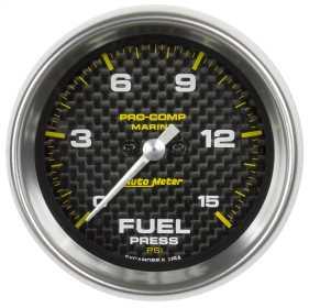 Marine Fuel Pressure Gauge 200848-40