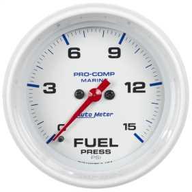 Marine Fuel Pressure Gauge 200848