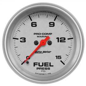 Marine Fuel Pressure Gauge 200849-33