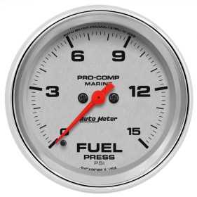 Marine Fuel Pressure Gauge 200849-35