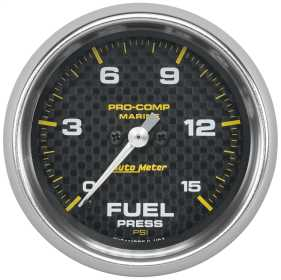 Marine Fuel Pressure Gauge 200849-40