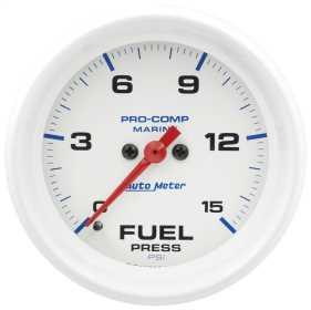 Marine Fuel Pressure Gauge 200849