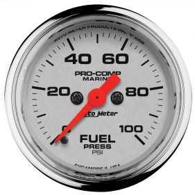Marine Fuel Pressure Gauge 200850-35
