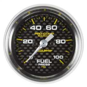 Marine Fuel Pressure Gauge 200850-40