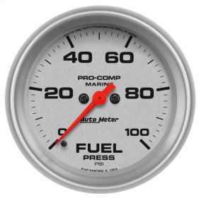 Marine Fuel Pressure Gauge 200851-33