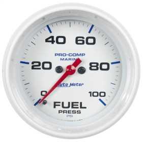 Marine Fuel Pressure Gauge 200851