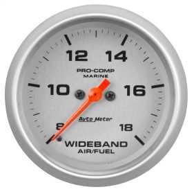 Marine Analog Air/Fuel Ratio-Wideband Gauge