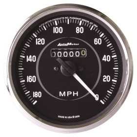 Cobra™ In-Dash Mechanical Speedometer