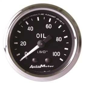 Cobra™ Mechanical Oil Pressure Gauge