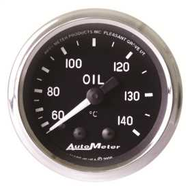 Cobra™ Mechanical Oil Temperature Gauge