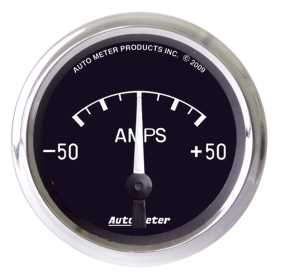 Cobra™ Electric Ammeter Gauge