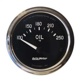 Cobra™ Electric Oil Temperature Gauge