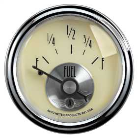 Prestige Series™ Antique Ivory Fuel Level Gauge
