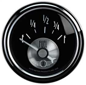 Prestige Series™ Black Diamond Fuel Level Gauge