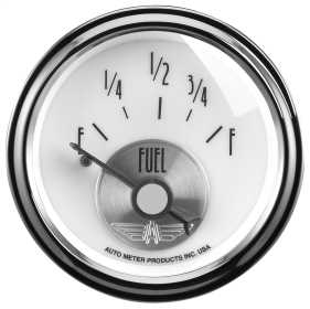Prestige Series™ Pearl Fuel Level Gauge