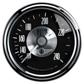 Prestige Series™ Black Diamond Water Temperature Gauge