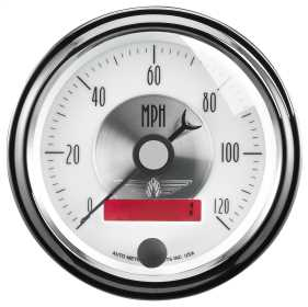 Prestige Series™ Pearl Electric Programmable Speedometer
