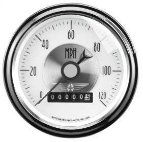 Prestige Series™ Pearl Electric Programmable Speedometer 2085