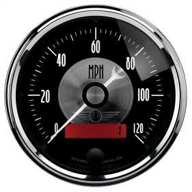 Prestige Series™ Black Diamond Electric Programmable Speedometer