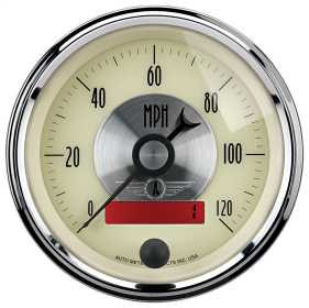 Prestige Series™ Antique Ivory Electric Programmable Speedometer