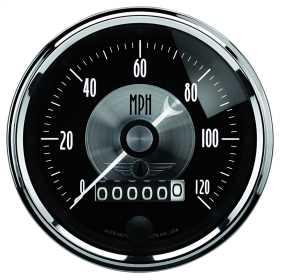 Prestige Series™ Black Diamond Electric Programmable Speedometer 2088