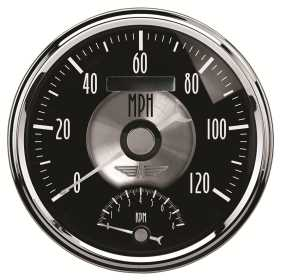 Prestige Series™ Black Diamond Tach/Speed Combo